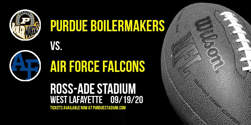 Purdue Boilermakers vs. Air Force Falcons at Ross-Ade Stadium