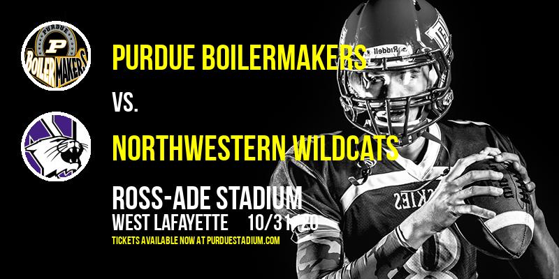 Purdue Boilermakers vs. Northwestern Wildcats at Ross-Ade Stadium